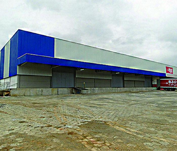 Megaforth Distribuidora de Equipamentos